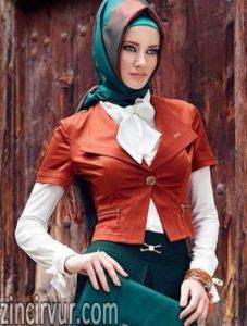 tesettür, Tesettürlü takım elbise modelleri, Tesettürlü takım elbise