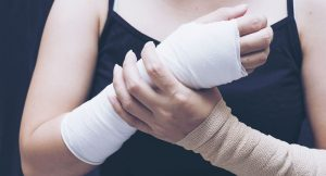 kırık kol tedavisi